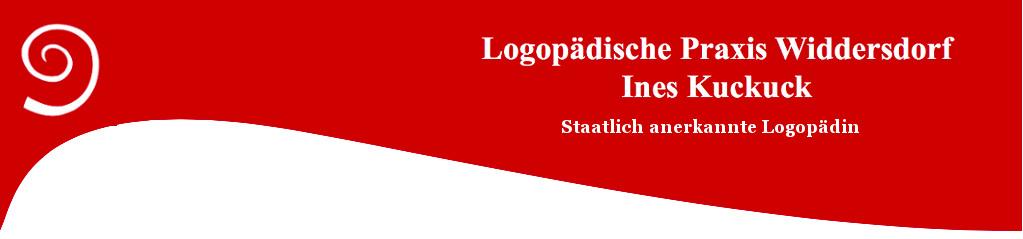 Logopädische Praxis Widdersdorf - Ines Kuckuck
